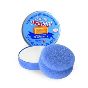 Pierre d'Argent® enrichie au savon de Marseille 200G