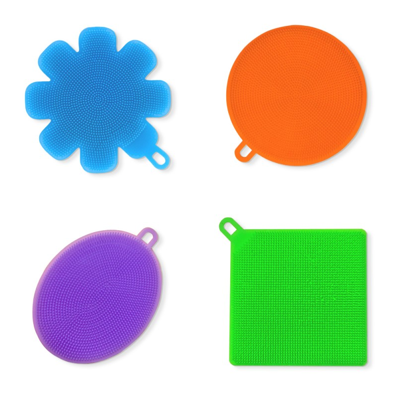 Éponges en silicone multi-usages Silic'O Sponge